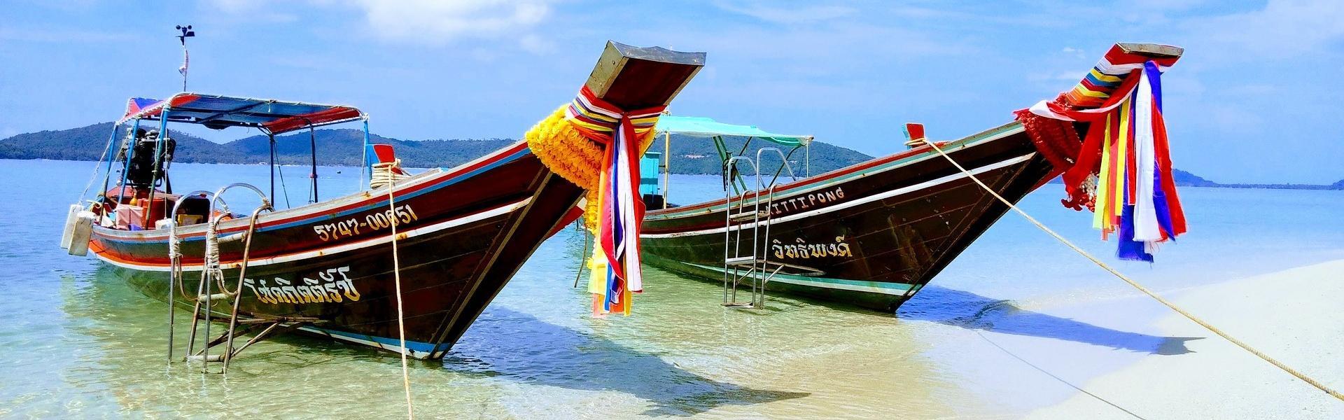 Thaiföldi utazások