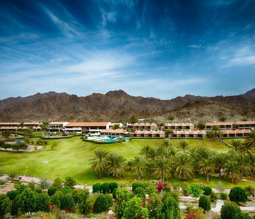 JA Hatta Fort Hotel (Dubai utazások)