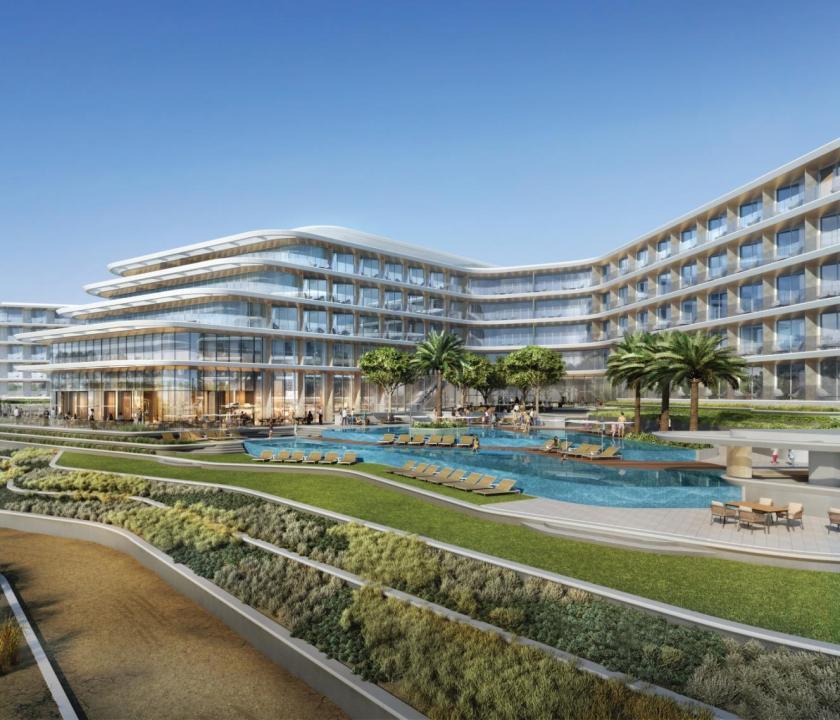 JA Lake View Hotel (Dubai utazások)