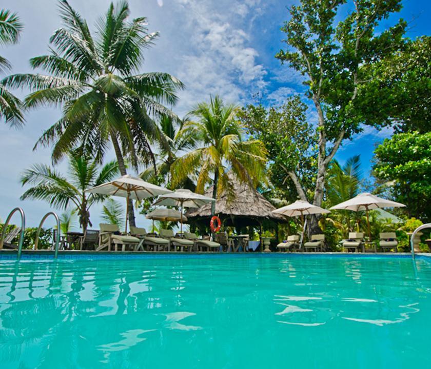 Indian Ocean Lodge (Seychelle szigeteki utazások)