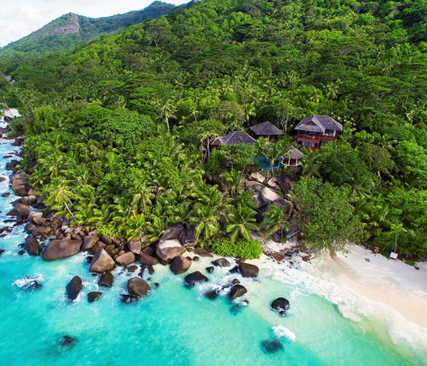 Hilton Seychelles Labriz Resort & Spa (Seychelle szigeteki utazások)