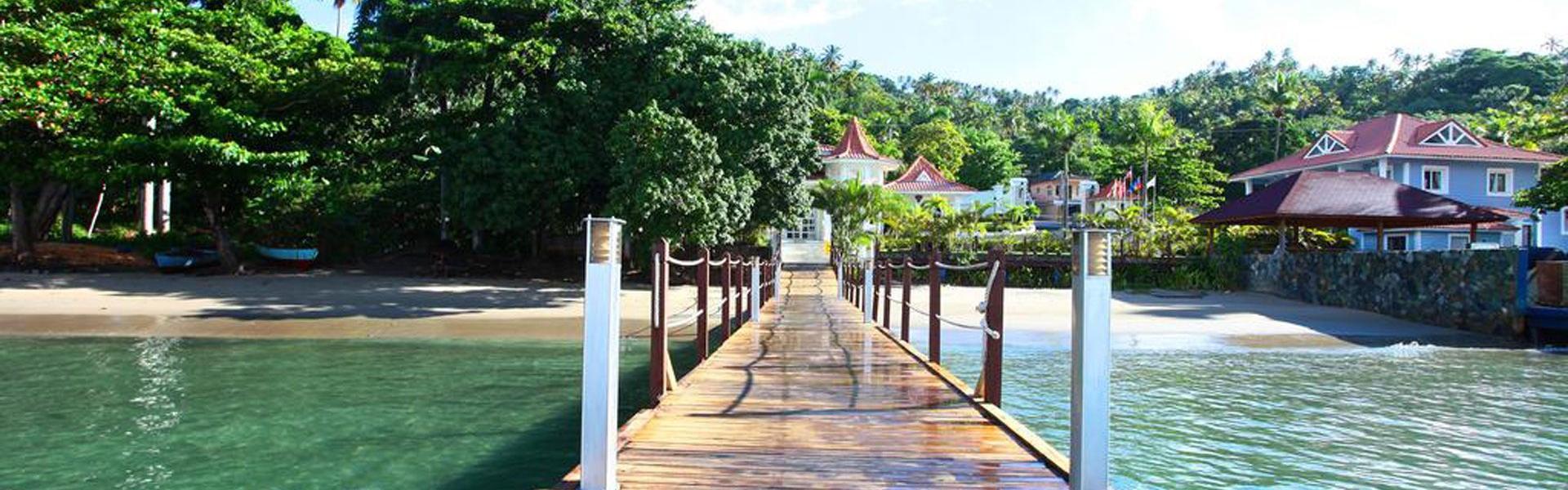 Luxury Bahia Principe Cayo Levantado (Dominikai utazások)