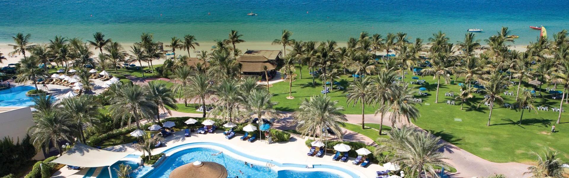 JA Beach Hotel (Dubai utazások)