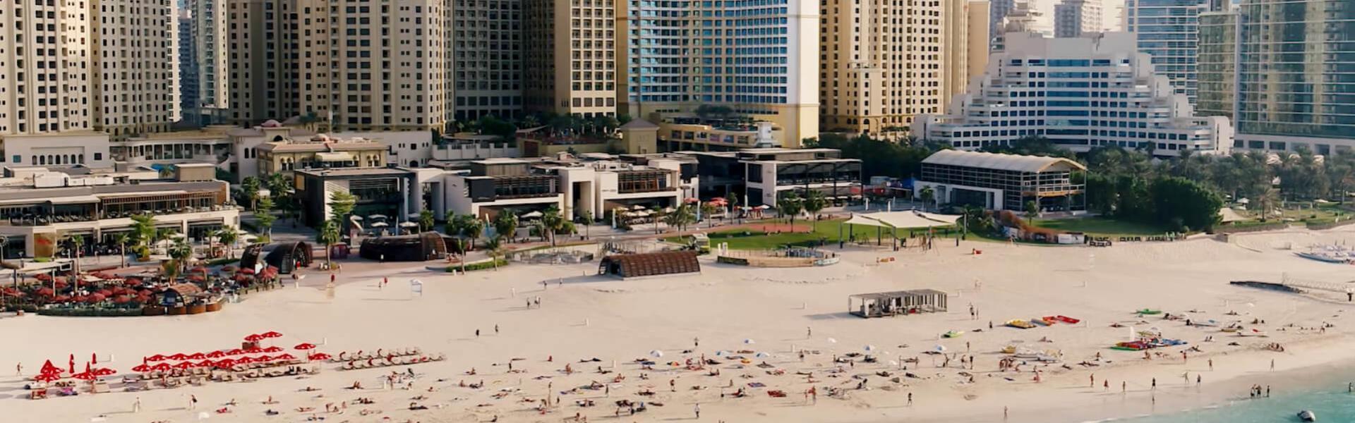 JA Ocean View Hotel (Dubai utazások)