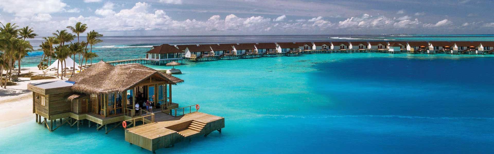 OBLU SELECT at Sangeli by Atmosphere (Maldív-szigeteki utazások)