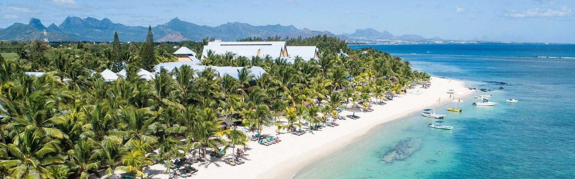 Victoria Beachcomber Resort & Spa (Mauritiusi utazások)