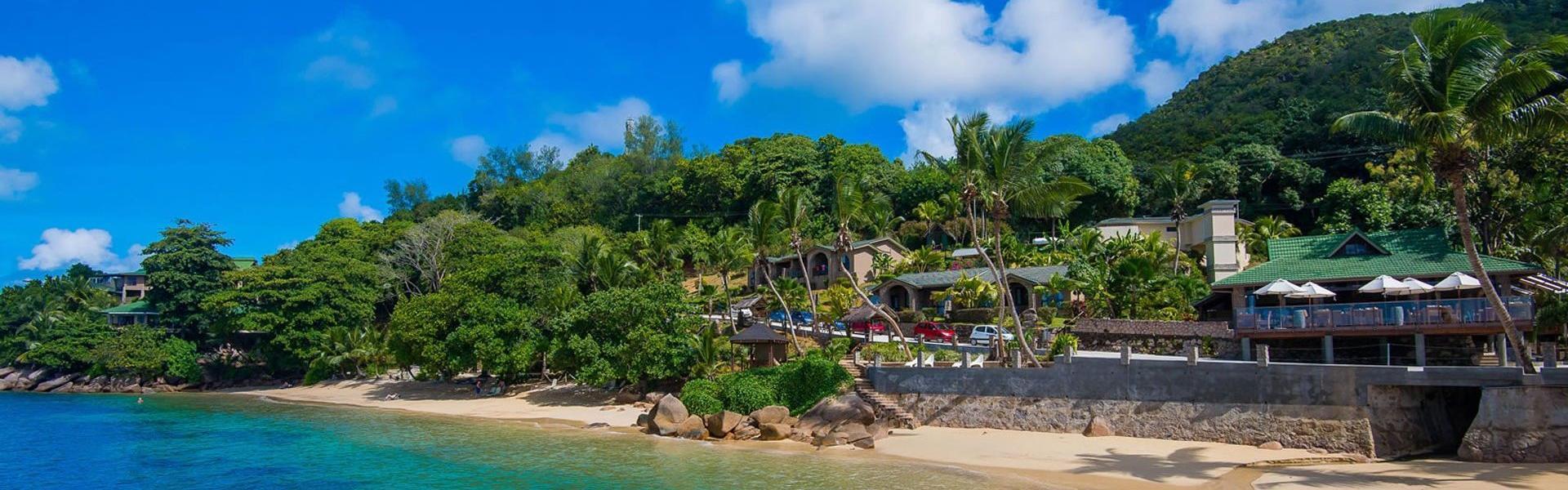 Coco de Mer Hotel & Black Parrot Suites (Seychelle szigeteki utazások)
