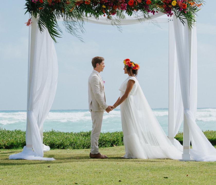Eden Roc at Cap Cana - esküvő (Dominikai utazások)