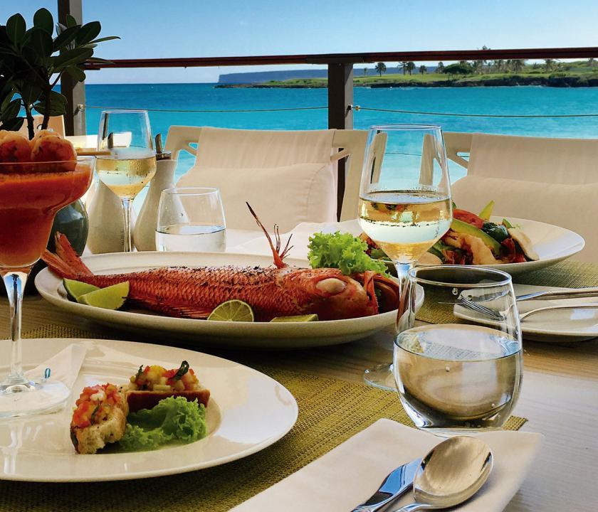 Eden Roc at Cap Cana - étterem (Dominikai utazások)