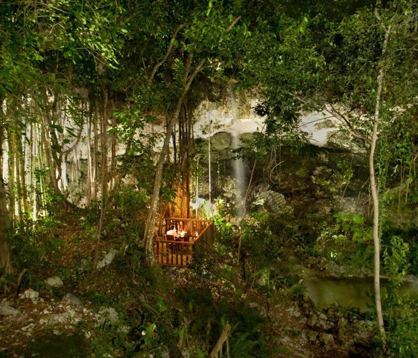 Eden Roc at Cap Cana - kert (Dominikai utazások)