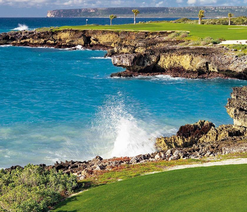 Eden Roc at Cap Cana - golfozási lehetőség (Dominikai utazások)