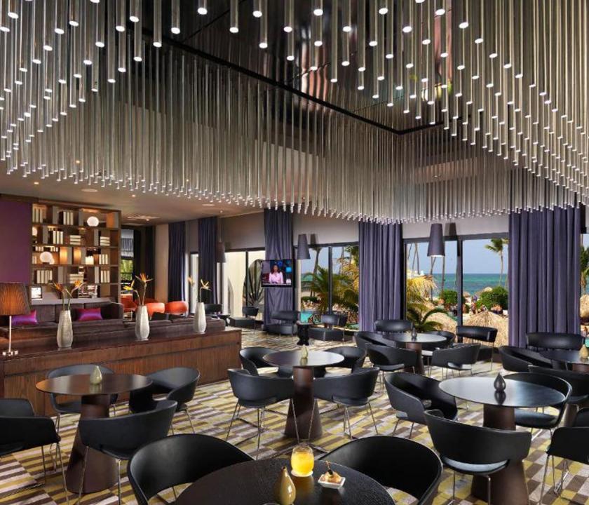 Paradisus Palma Real Golf & Spa Resort - étterem (Dominikai utazások)