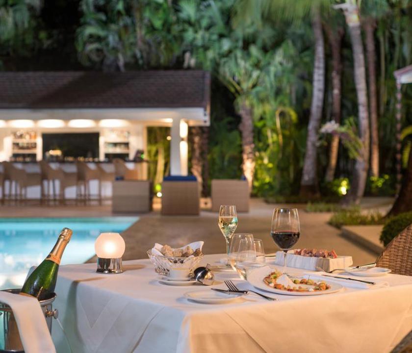 Tortuga Bay Puntacana Resort & Club - étterem (Dominikai utazások)