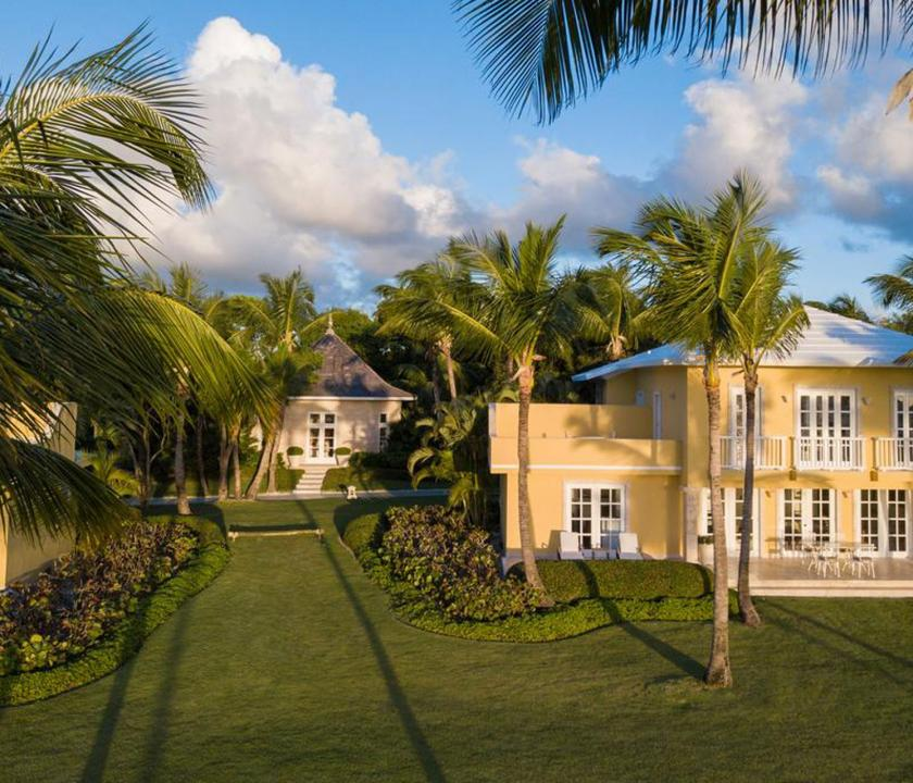 Tortuga Bay Puntacana Resort & Club - park (Dominikai utazások)