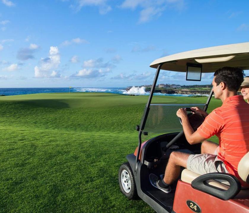 Tortuga Bay Puntacana Resort & Club - golfozási lehetőség (Dominikai utazások)