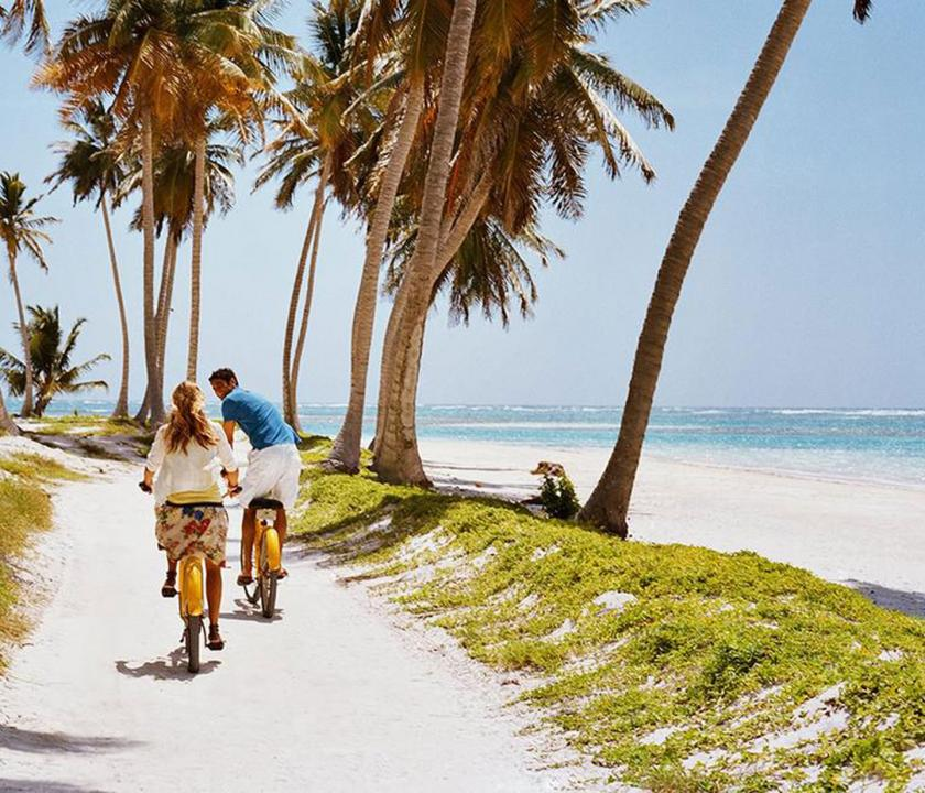 Tortuga Bay Puntacana Resort & Club - biciklizési lehetőség (Dominikai utazások)