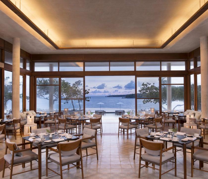 Amanera - étterem (Dominikai utazások)