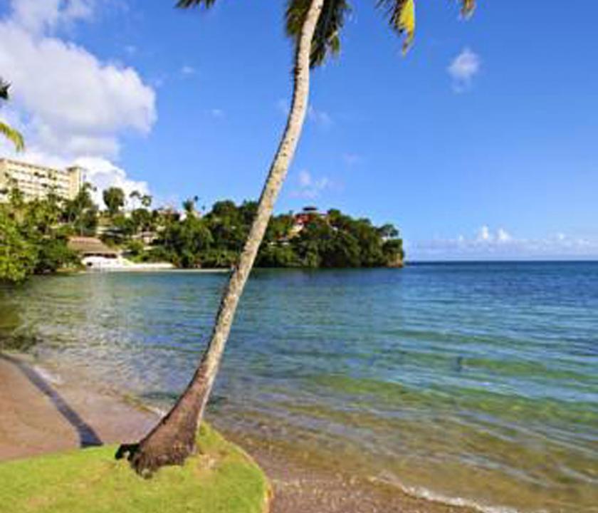 Luxury Bahia Principe Cayo Levantado - part (Dominikai utazások)