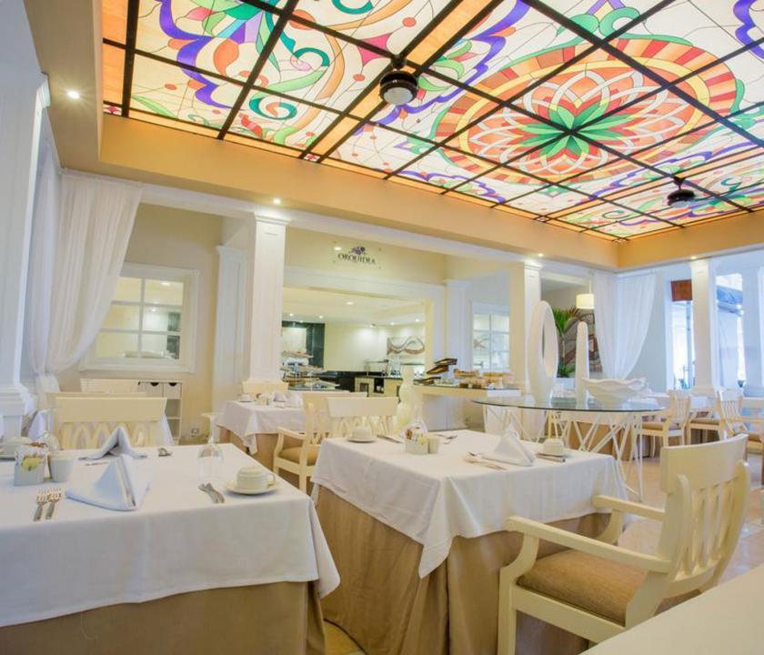 Luxury Bahia Principe Samana - étterem (Dominikai utazások)