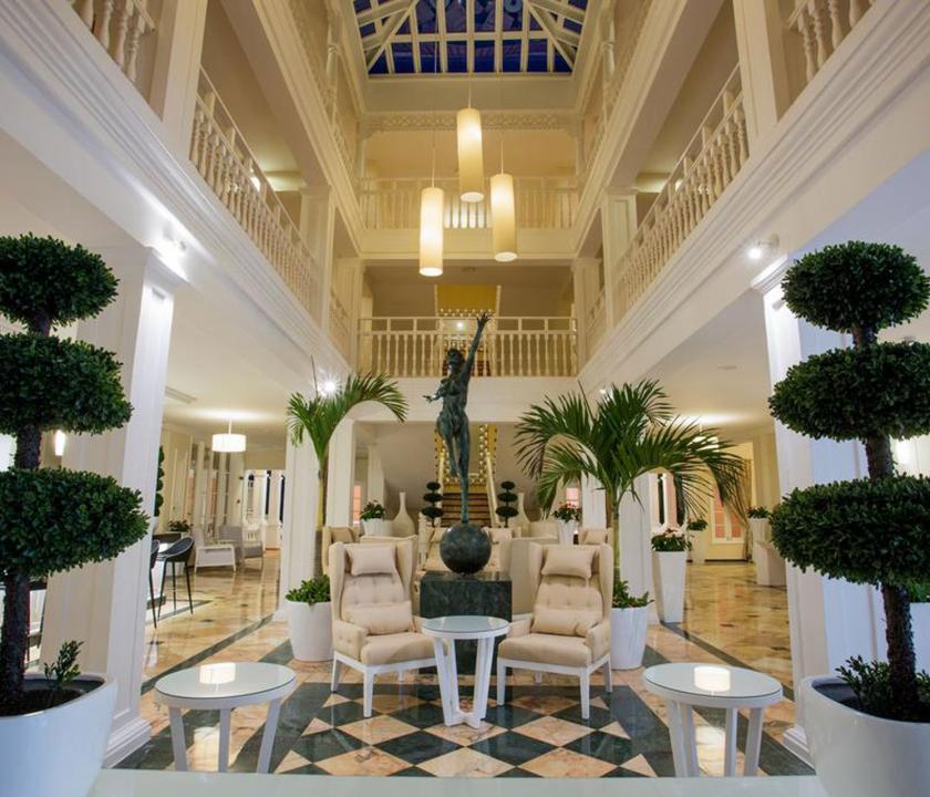 Luxury Bahia Principe Samana - a hotel belülről (Dominikai utazások)