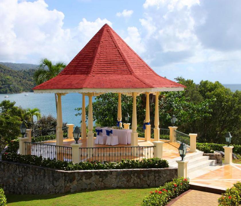 Grand Bahia Principe Cayacoa - esküvő (Dominikai utazások)