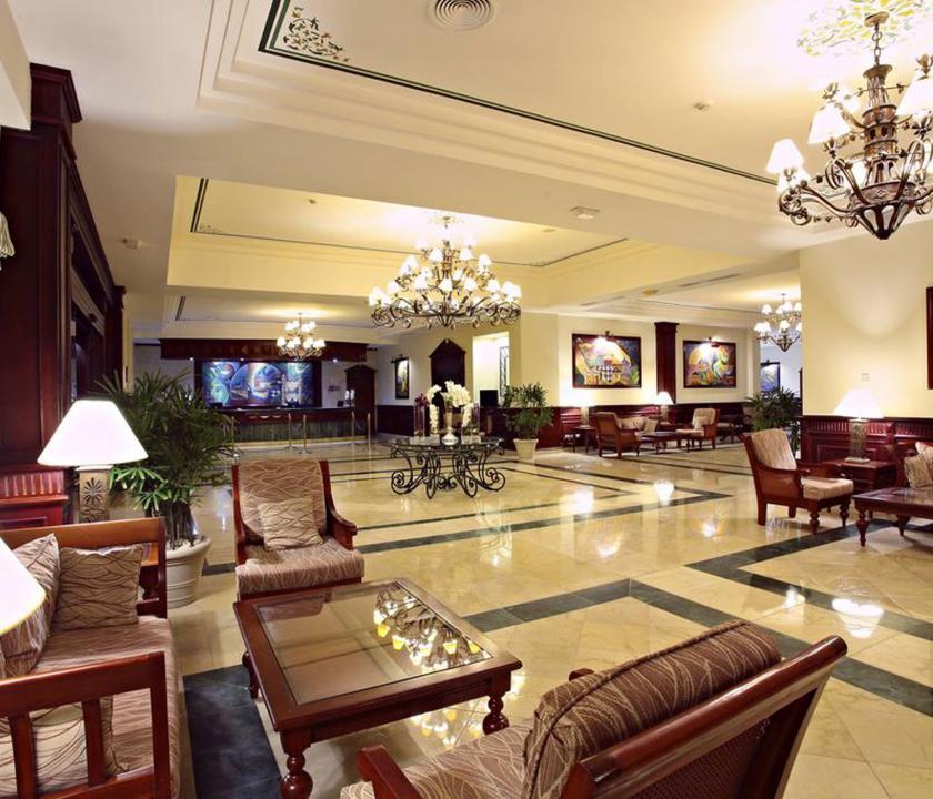 Grand Bahia Principe Cayacoa - lobby (Dominikai utazások)