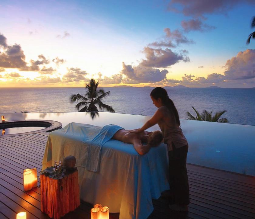 Fregate Island Private - wellness (Seychelle szigeteki utazások)