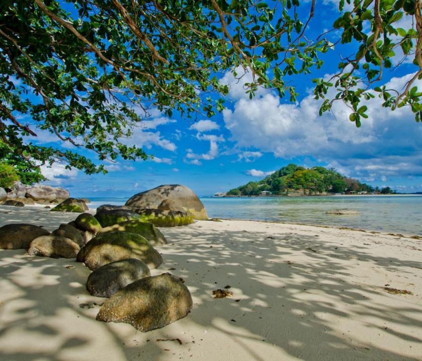 JA Enchanted Island Resort - tengerpart (Seychelle szigeteki utazások)