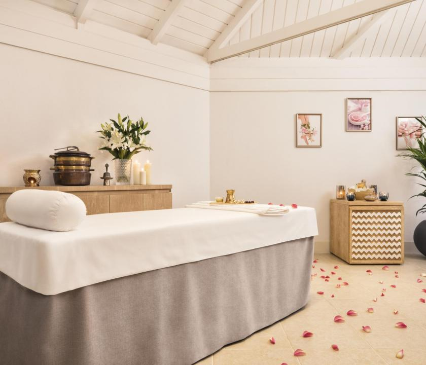 JA Hatta Fort Hotel - wellness (Dubai utazások)