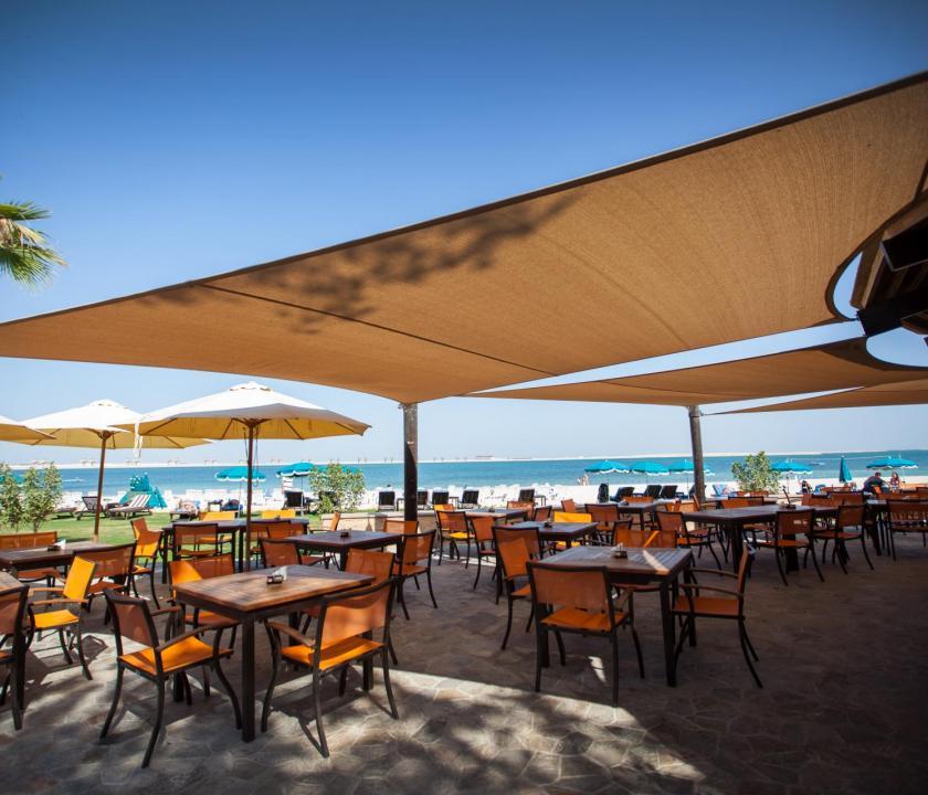 JA Lake View Hotel - étterem (Dubai utazások)