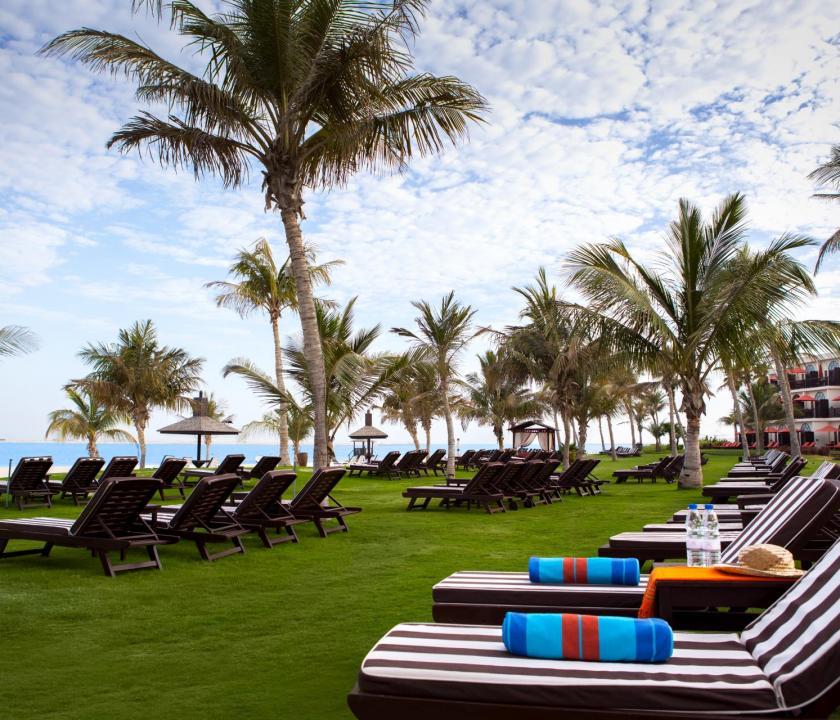 JA Lake View Hotel - tengerpart (Dubai utazások)