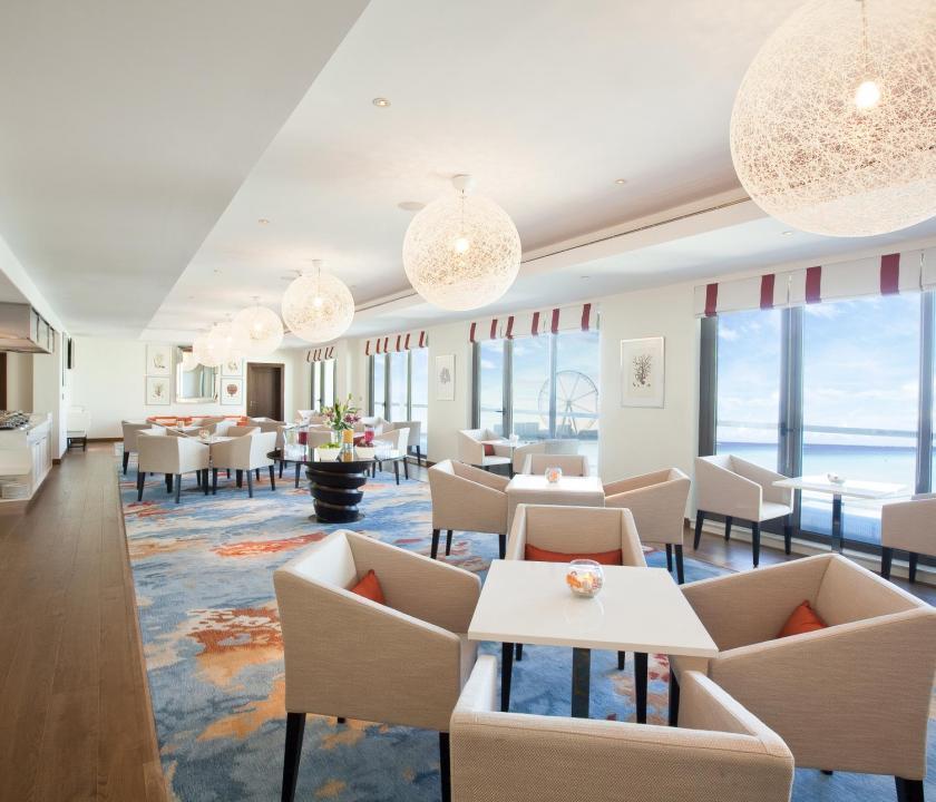 JA Ocean View Hotel - Coral Lounge (Dubai utazások)