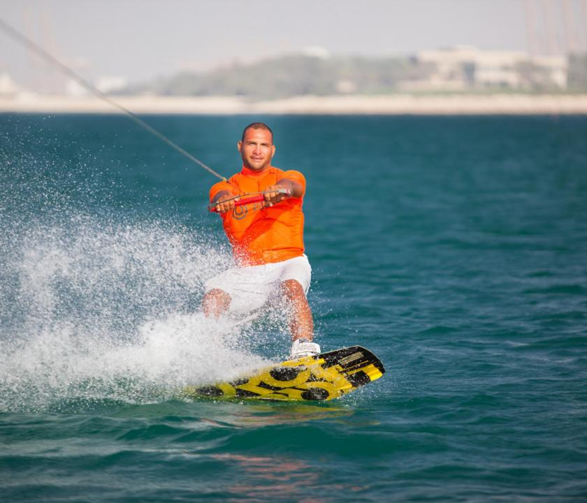 JA Palm Tree Court Hotel - sport (Dubai utazások)