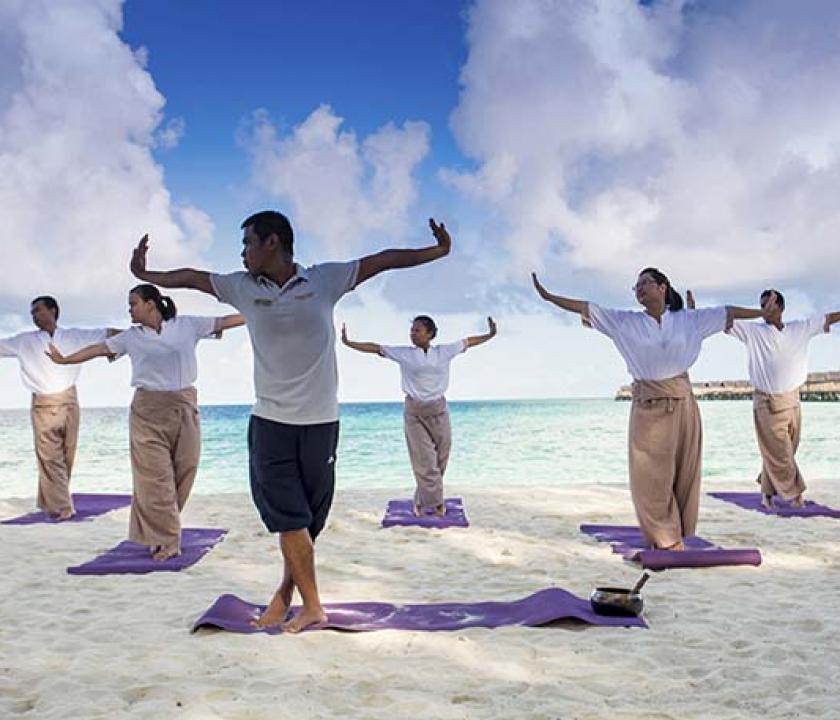 Centara Ras Fushi Resort & Spa Maldives (Maldív-szigeteki utazások)