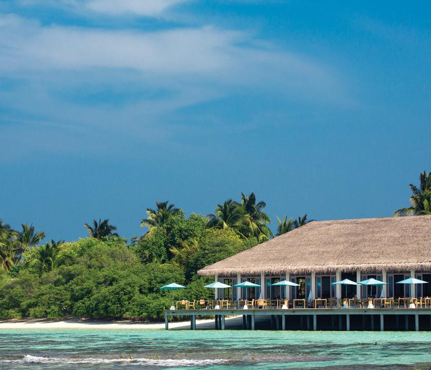COOEE OBLU at Helengeli (Maldív-szigeteki utazások)