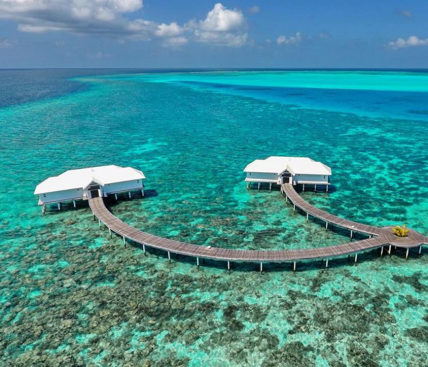 Diamonds Thudufushi (Maldív-szigeteki utazások)