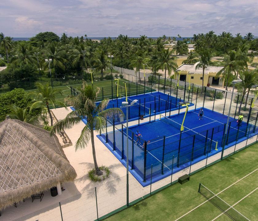Emerald Maldives Resort & Spa - teniszezési lehetőség (Maldív-szigeteki utazások)