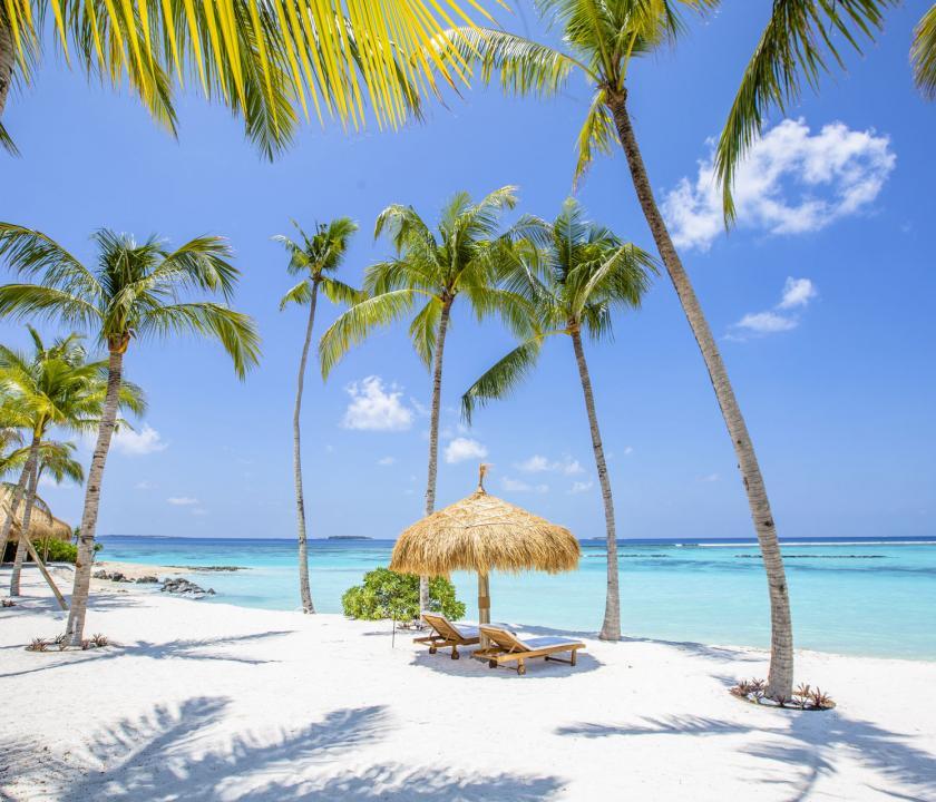 Emerald Maldives Resort & Spa - part (Maldív-szigeteki utazások)