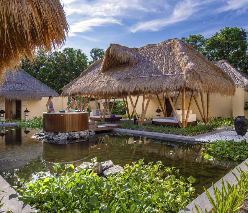 Emerald Maldives Resort & Spa - spa (Maldív-szigeteki utazások)