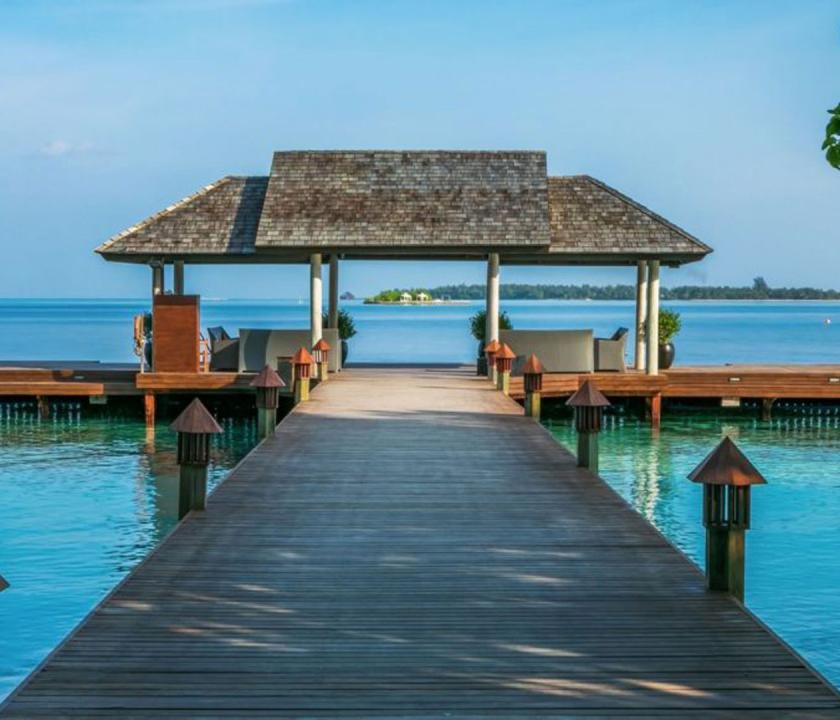 Lily Beach Resort & Spa - hidroplán transzfer (Maldív-szigeteki utazások)