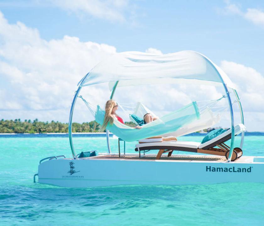 Lily Beach Resort & Spa - pihenés a vizen (Maldív-szigeteki utazások)