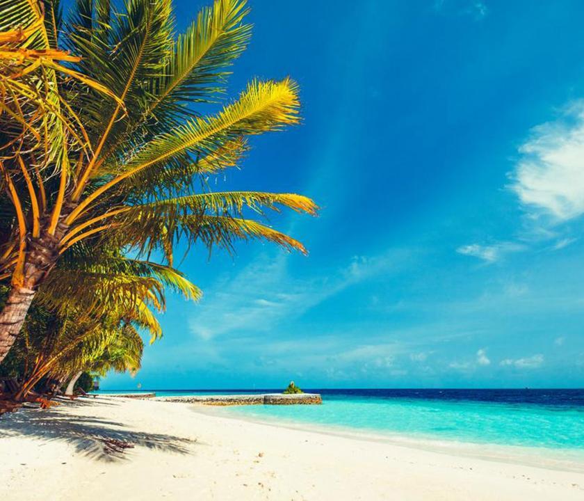 Lily Beach Resort & Spa - part (Maldív-szigeteki utazások)