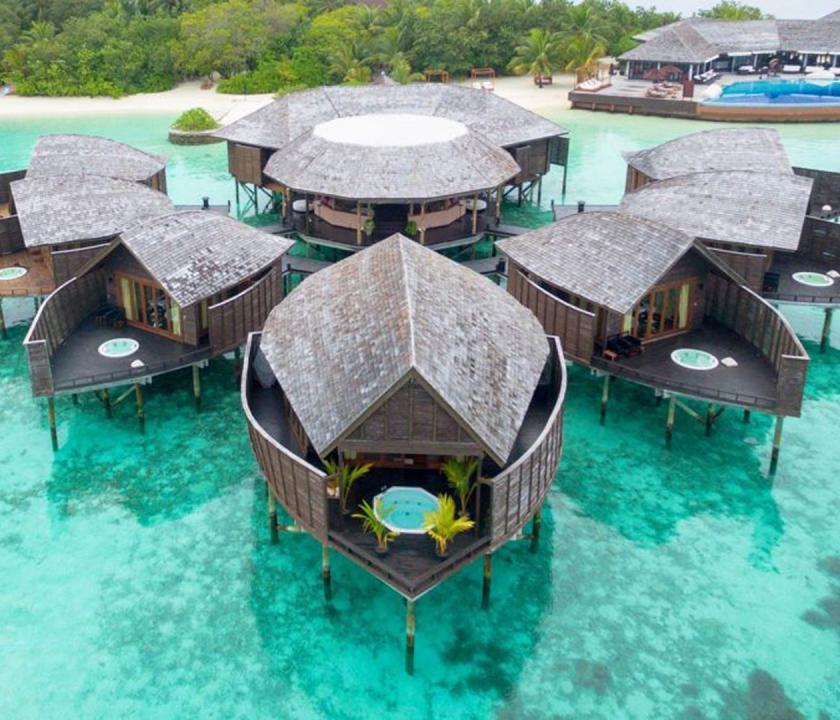 Lily Beach Resort & Spa - spa (Maldív-szigeteki utazások)