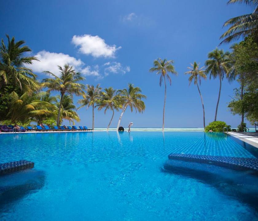 Meeru Island Resort & Spa (Maldív-szigeteki utazások)