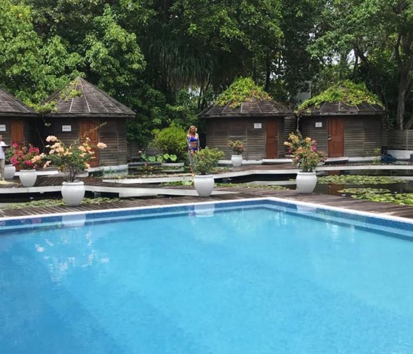 Nika Island Resort & Spa (Maldív-szigeteki utazások)