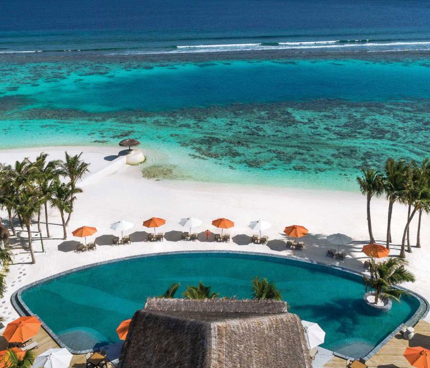 OBLU SELECT at Sangeli by Atmosphere - medence (Maldív-szigeteki utazások)