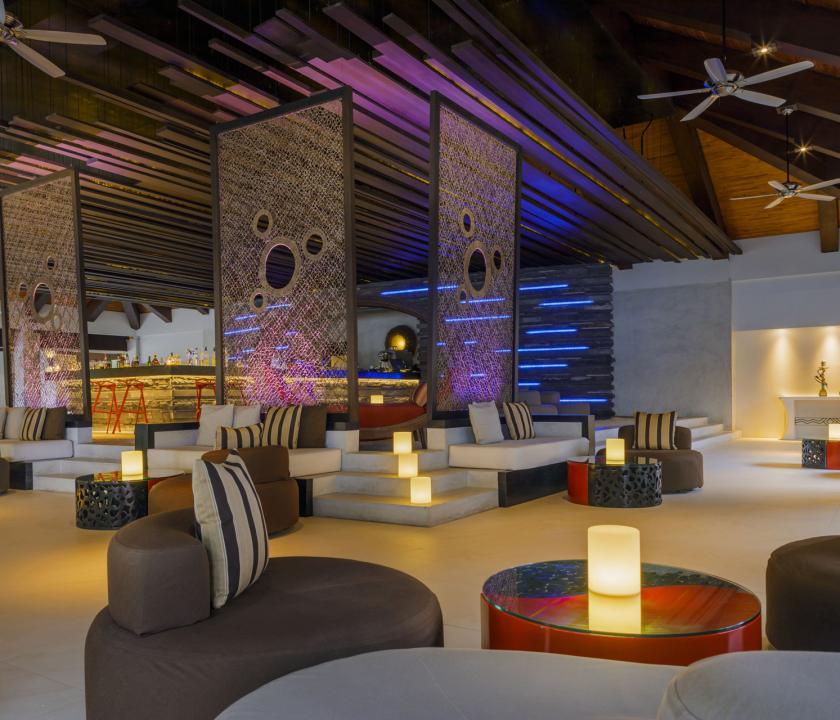 Velassaru Maldives - étterem (Maldív-szigeteki utazások)