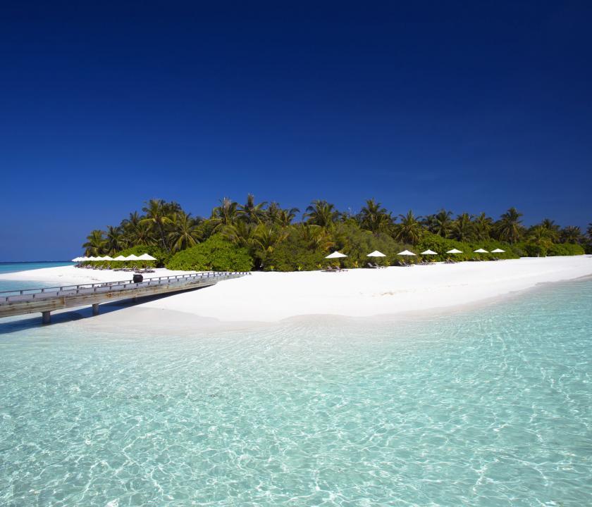 Velassaru Maldives - a sziget (Maldív-szigeteki utazások)