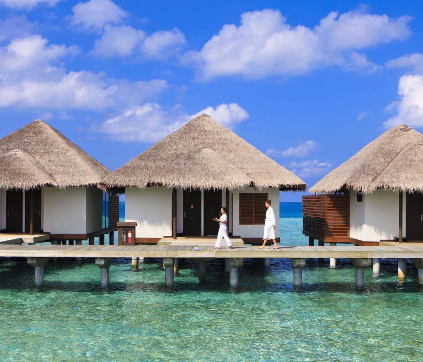Velassaru Maldives - spa (Maldív-szigeteki utazások)