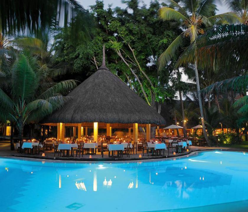 Canonnier Beachcomber Golf Resort & Spa - bár (Mauritiusi utazások)